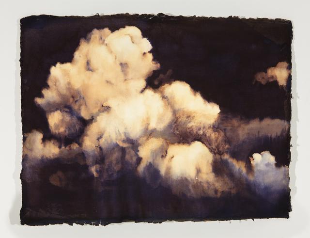 , 'Géricault's cloud,' 2017, Barnard