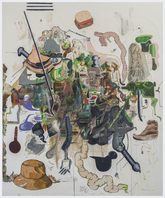 , 'Sopor Creme,' 2014, Galerie Peter Kilchmann