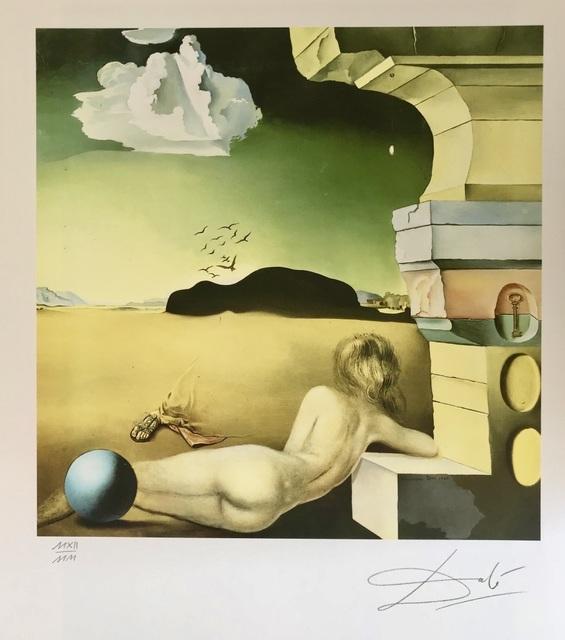 Salvador Dalí, 'Inconnu', ca. 1980, ByNewArt
