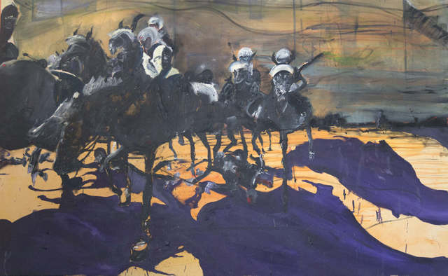 , 'Perpetual,' 2017, Arusha Gallery