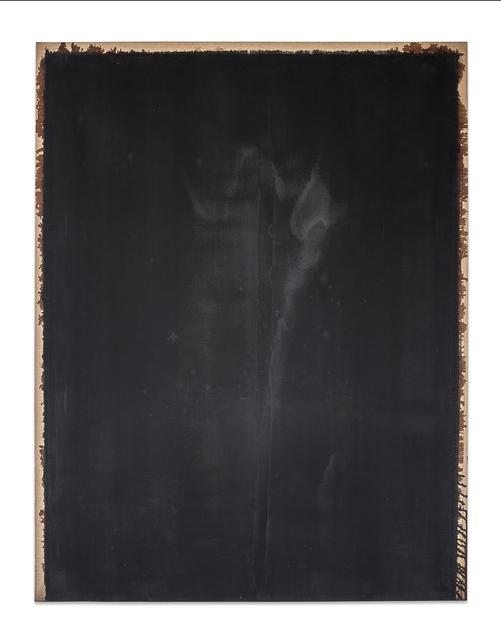 HyongKeun Yun, 'Burnt Umber Ultramarine', 1992-1995, Axel Vervoordt Gallery