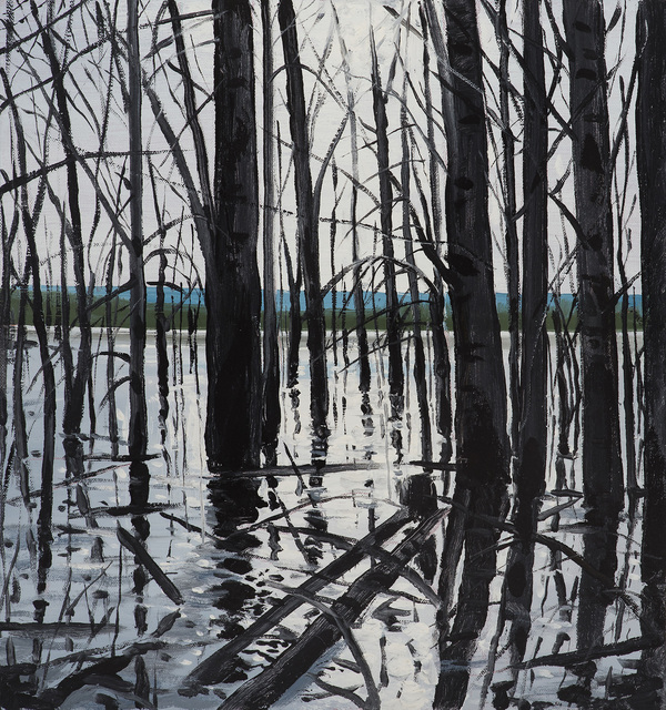 , 'The Flood No. 1,' 2017, Russo Lee Gallery