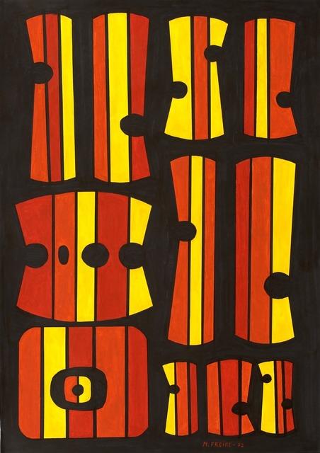 , 'Cordoba Series,' 1972, Cecilia de Torres Ltd.