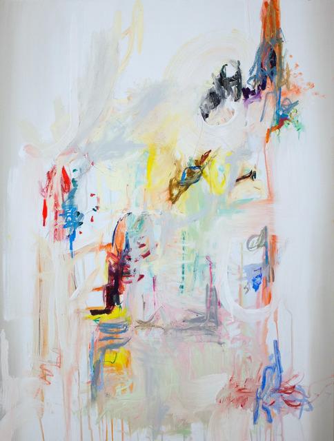 , 'Woman on Terrace,' 2017, Wally Workman Gallery