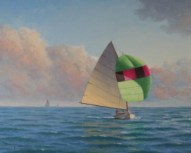, 'Wianno Senior,' 2014, Sorelle Gallery Fine Art
