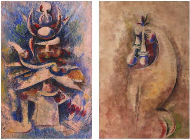 , 'Untitled ,' 1942, Galerie Natalie Seroussi