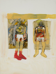 Richard Prince, 'Untitled (with de Kooning) (Underwear),' 2005, Sotheby's: Contemporary Art Day Auction