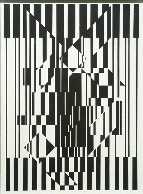 Victor Vasarely, 'Calcis', 1956, Cecilia de Torres Ltd.