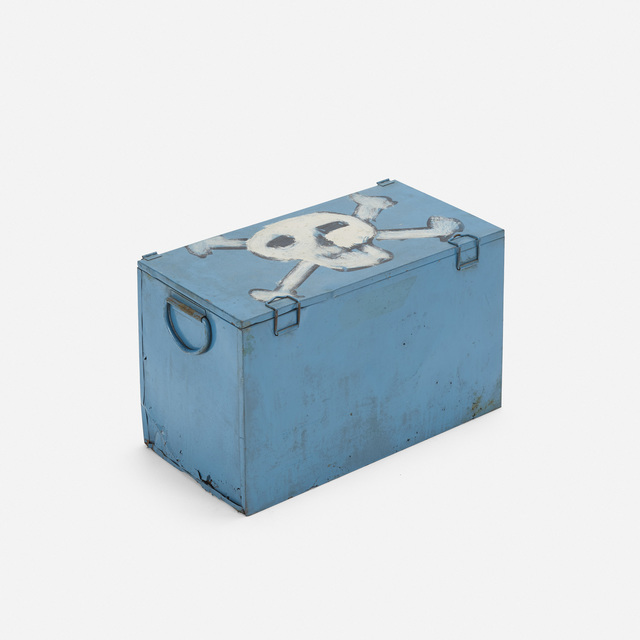 Robert Loughlin, 'Untitled (tool chest with tools)', Wright