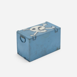Untitled (tool chest with tools)