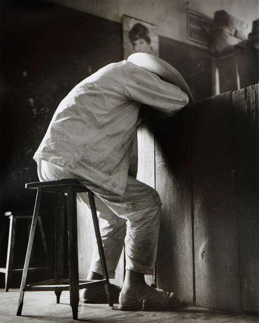Rodrigo Moya, 'El último parroquiano', 1961, Patricia Conde Galería