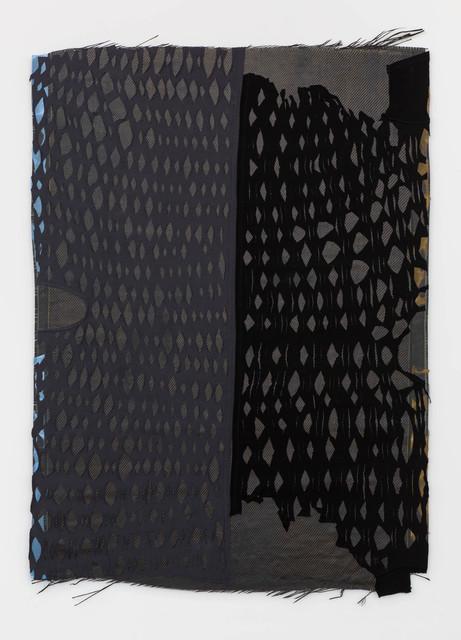 , 'Carbon T-Shirt Panel (pool pump version 4) Pepper,' 2015, Nina Johnson