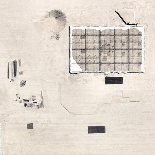 , 'Chantier, Achères, 2012,' 2012, La Castiglione Gallery