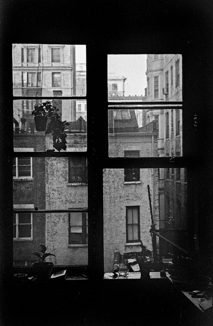 , 'From My Window,' 1978, Ana Mas Projects