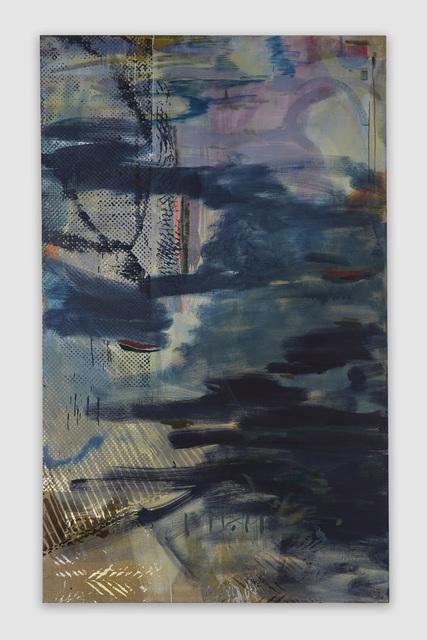 , 'It's running backward,' 2017, Josh Lilley