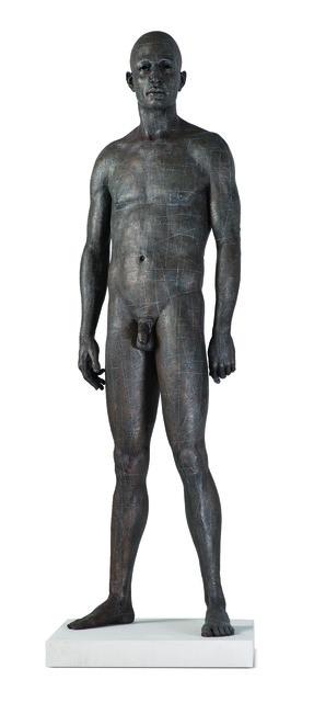 James Mathison, 'Personaje 1.1', 2011, Sculpture, Bronze, Galería RGR