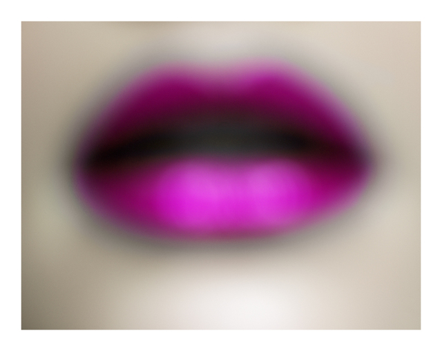 , 'Pink Lips,' 2008, THE LITTLE BLACK GALLERY
