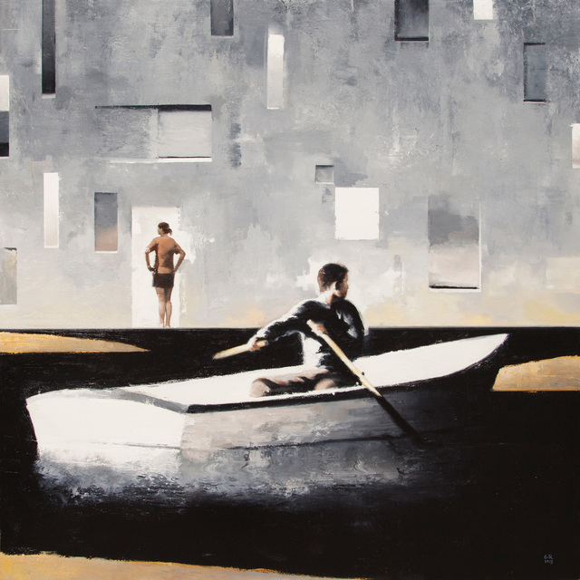 , 'Blind Vision,' 2013, Gallery Henoch