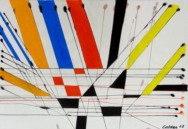 , ' Untitled,' 1963, Gilden's Art Gallery