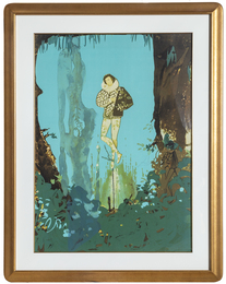 The Prince of Love (The Hanged Man)