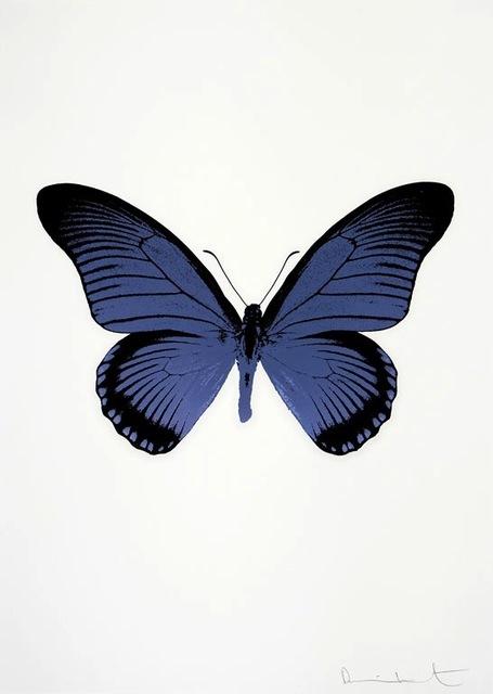 , 'The Souls IV - Cornflower Blue - Raven Black,' 2010, Other Criteria