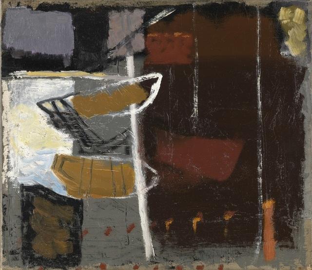 , 'Untitled ,' 1956-1957, Osborne Samuel