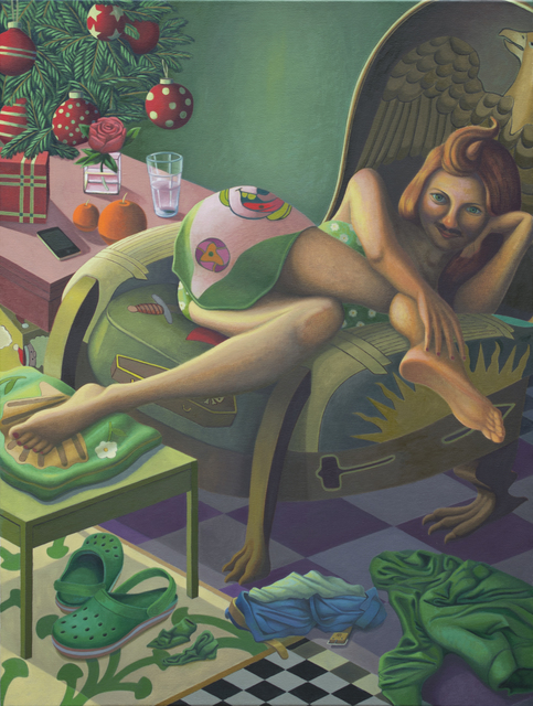 , 'Christmas Eve,' 2016, Stuart & Co. Gallery