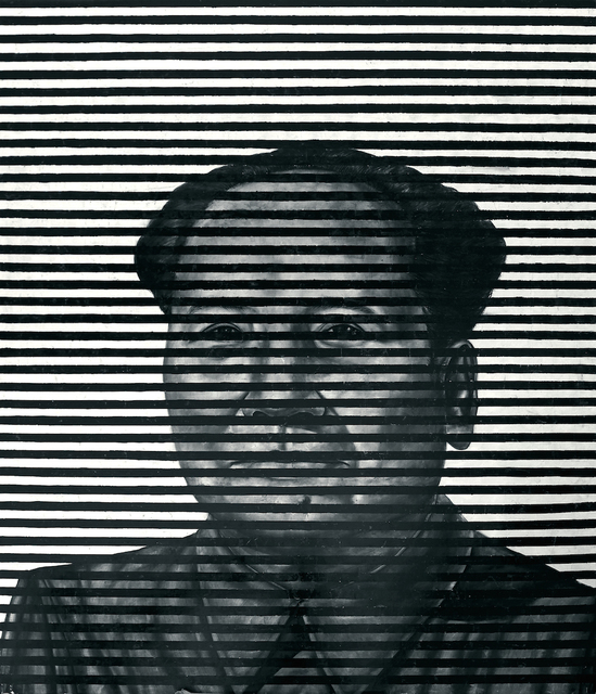 , 'Mao Zedong #4 from Red Project ,' 2013, Chan + Hori Contemporary