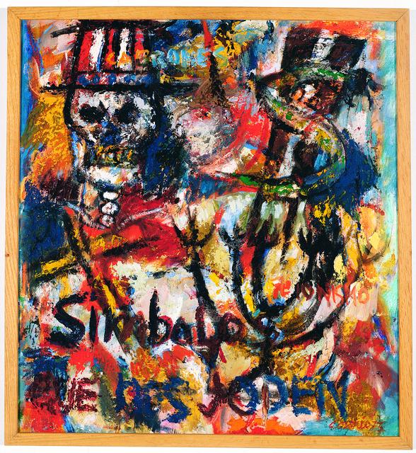, 'Símbolos que nos joden (Symbols That Enslave Us),' 1973, El Museo del Barrio