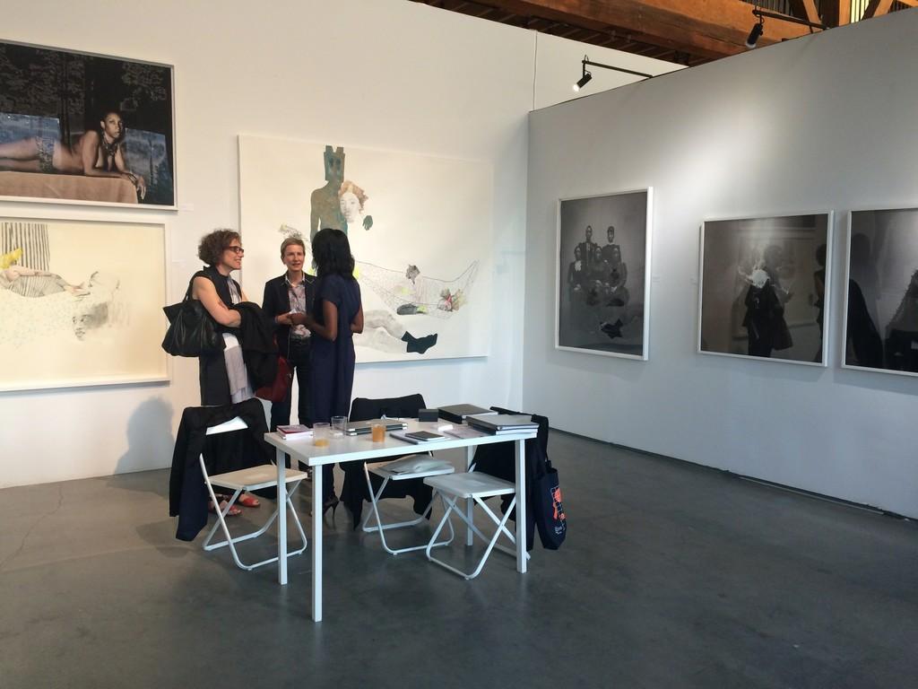 Mariane Ibrahim Gallery At 154 Contemporary African Art Fair New York 2015