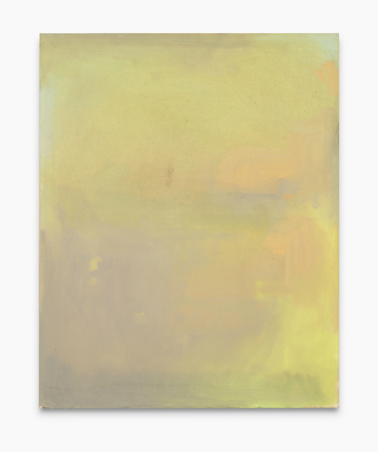Maximilian Rödel, 'Overview (yellow dot)', 2018, Carvalho Park
