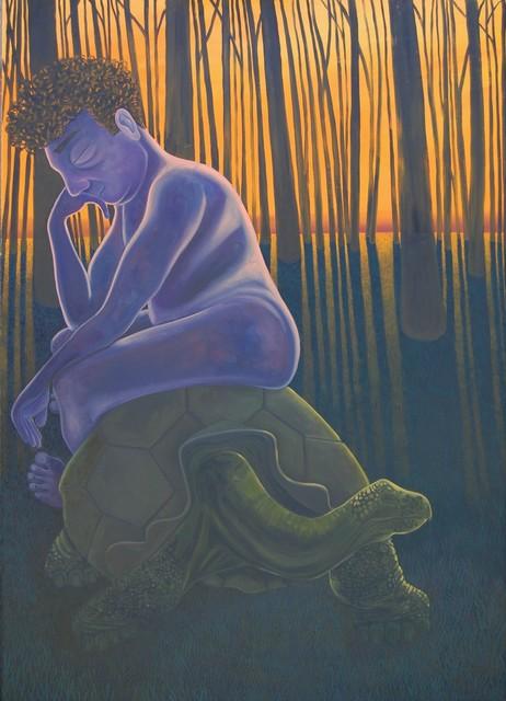 , 'Slow Thinker,' 2019, 532 Gallery Thomas Jaeckel