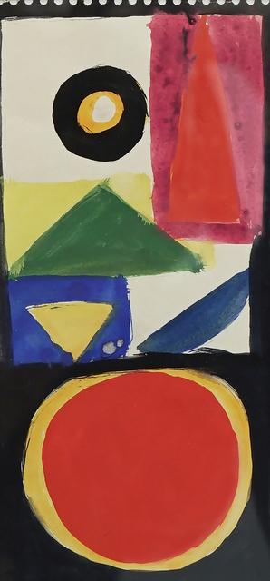 Aurelie Nemours, 'Archaïque', 1954-1974, ART'LOFT, Lee-Bauwens Gallery