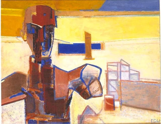 , 'The Cry of Orestes,' 1967, KM Fine Arts