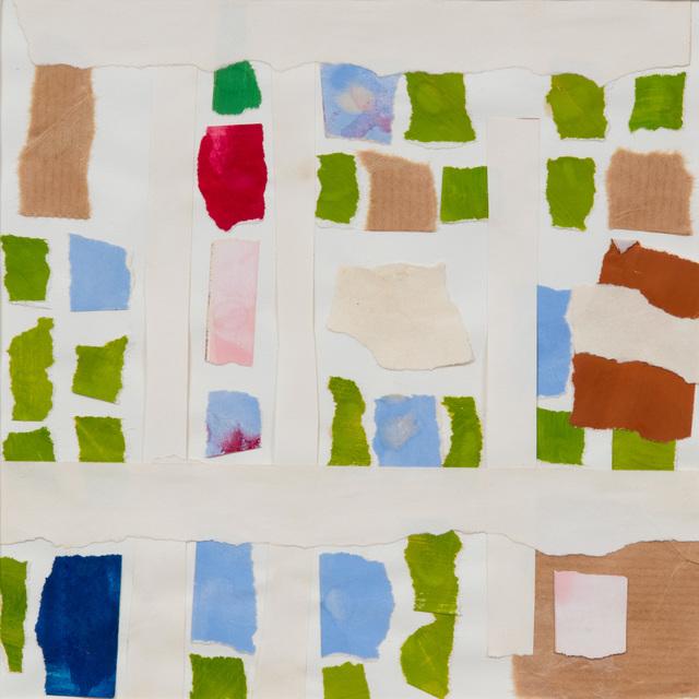 , 'Collage 198,' ca. 2012–14, Rosenberg & Co.