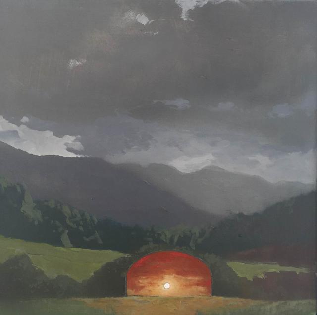 , 'Sun Dome II,' 2016, bo.lee gallery