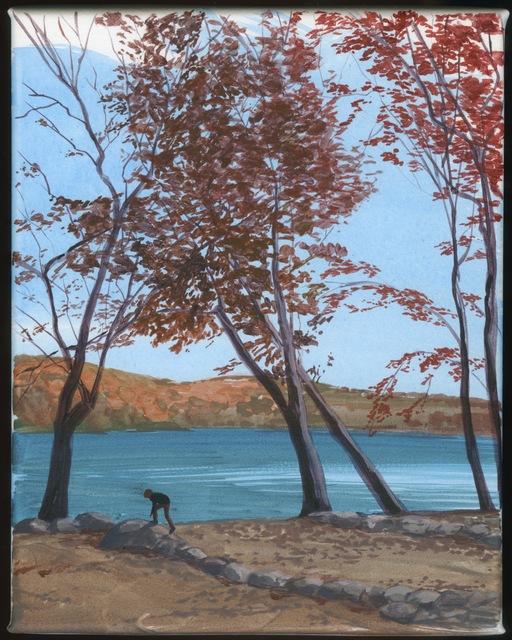 , 'Fall Days,' 2016, Tayloe Piggott Gallery