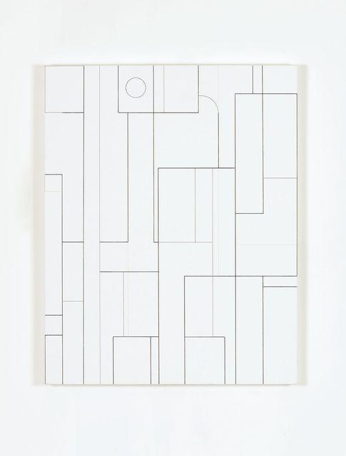 , 'Ripe Leaf,' 2016, Almine Rech