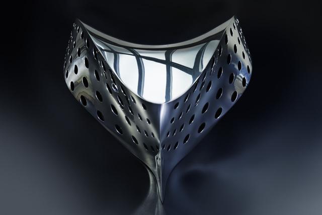 , 'Splice stool,' 2012, Armel Soyer