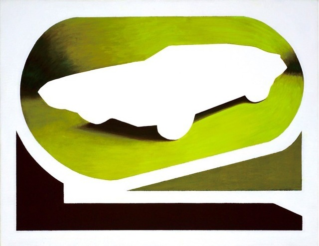 , 'FRIEZE FRAME I,' 2009, G/P gallery