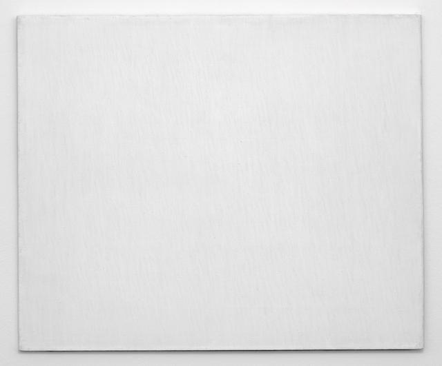 Raimund Girke, 'Weiss-Struktur malerisch', 1961, Walter Storms Galerie
