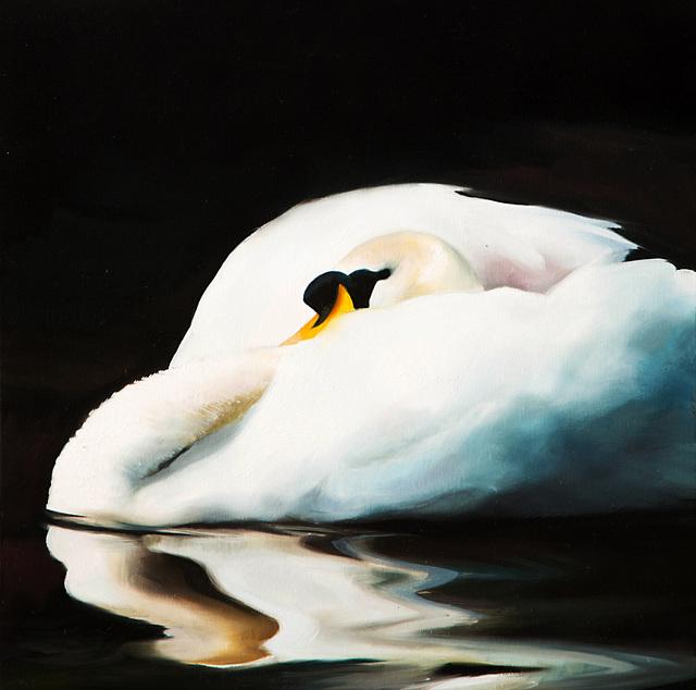 , 'Swan,' 2016, Blanca Soto Arte