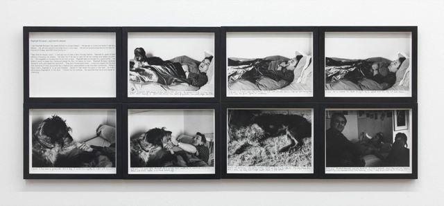 , 'Les Dormeurs - Raphaël Brossard,' 1980, Perrotin
