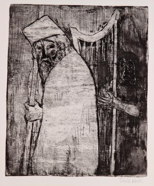 , 'Saul und David,' 1911, Henze & Ketterer