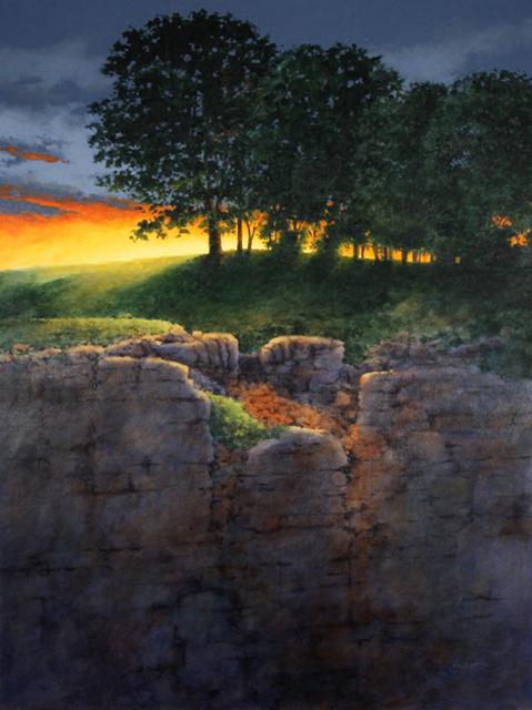 Charles Harrington, 'Last Light ', 2011, Greg Thompson Fine Art