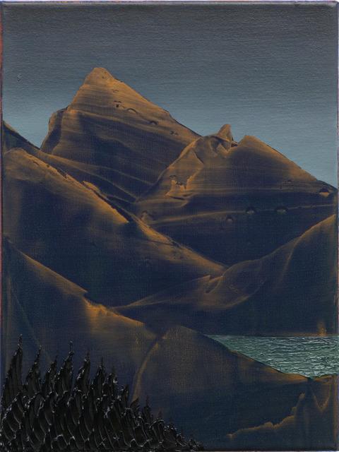 , 'Untitled [ST 70],' 2018, Josef Filipp Galerie