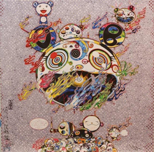 Takashi Murakami, 'Chaos', 2013, Vogtle Contemporary