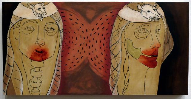 , 'Possum Brides,' 2013-2014, ANNO DOMINI