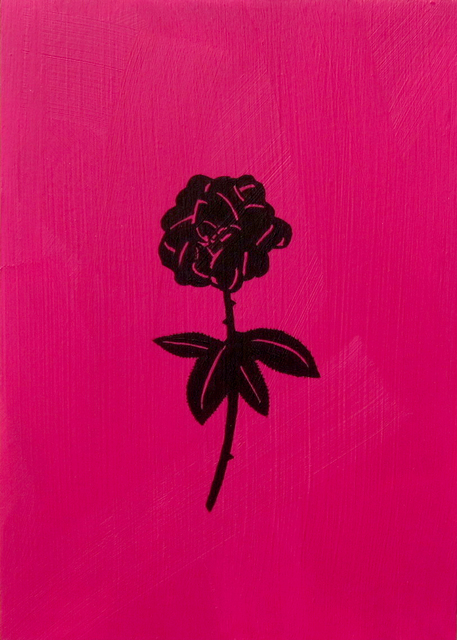 , 'Chapter 91- The Pequod Meets the Rose-Bud - Bouton de Rose-,' 2007, Albert Merola Gallery
