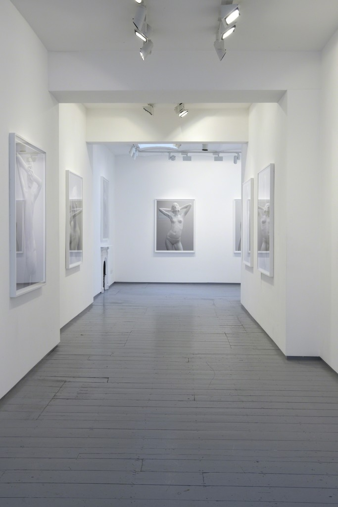 Installation - Don Brown - Yoko, Paul Stolper Gallery June 13, 2012 - July 07, 2012
